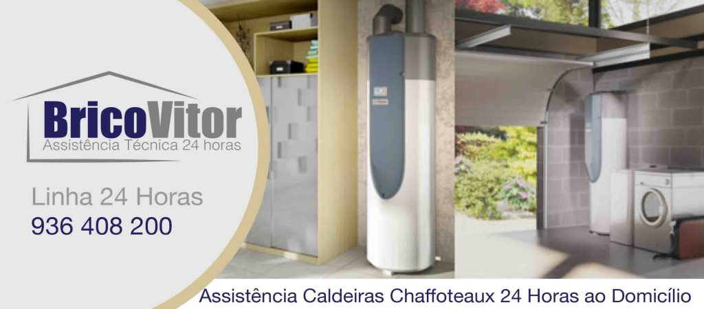 Empresa de assistência caldeiras Chaffoteaux 24 horas- técnico de caldeiras